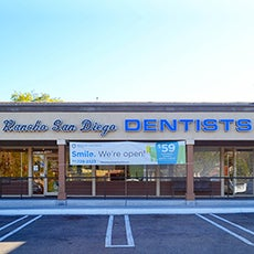 Rancho San Diego Dentists store front thumb