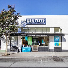 Dentists of South Pasadena store front thumb