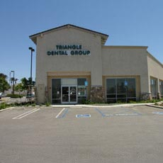 Triangle Dental Group and Orthodontics store front thumb