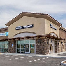 Perris  Modern Dentistry store front thumb