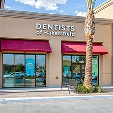 Dentists of Bakersfield store front thumb