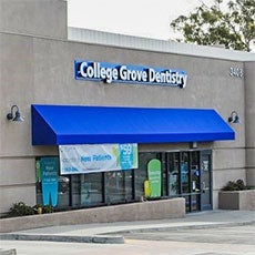 College Grove Dentistry store front thumb