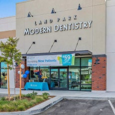 Land Park Modern Dentistry store front thumb