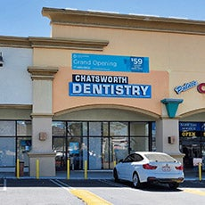 Chatsworth Dentistry store front thumb