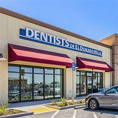 Dentists of El Dorado Hills store front thumb