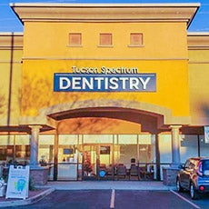 Tucson Spectrum Dentistry store front thumb