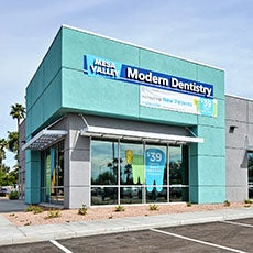 Mesa Valley Modern Dentistry store front thumb