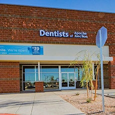 Dentists of Apache Junction store front thumb