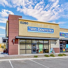 Goodyear Modern Dentistry store front thumb