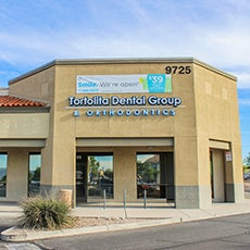 Tortolita Dental Group and Orthodontics store front thumb