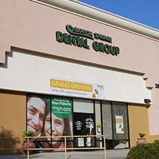 Canyon Springs Dental Group and Orthodontics store front thumb