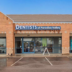 Dentists of Paradise Valley store front thumb