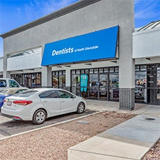 Dentists of North Glendale store front thumb