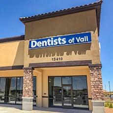 Dentists of Vail store front thumb