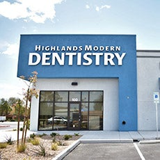 Highlands Modern Dentistry and Orthodontics store front thumb