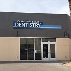 Charleston Smiles Dentistry store front thumb