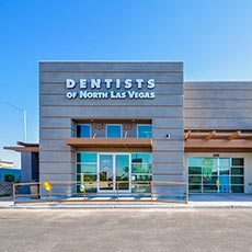 Dentists of North Las Vegas store front thumb