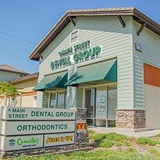 Main Street Dental Group and Orthodontics store front thumb