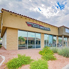 Green Valley Modern Dentistry store front thumb