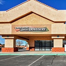 Green Valley Smiles Dentistry store front thumb