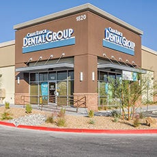Craig Ranch Dental Group store front thumb