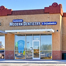 Centennial Modern Dentistry and Orthodontics store front thumb