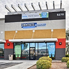 Dentists of Spring Valley store front thumb