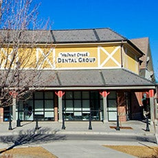 Walnut Creek Dental Group and Orthodontics store front thumb