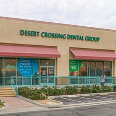 Desert Crossing Dental Group and Orthodontics store front thumb