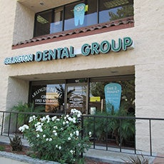 Arlington Dental Group and Orthodontics store front thumb