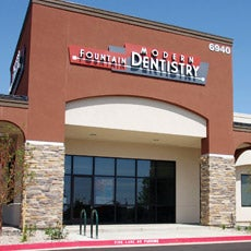 Fountain Modern Dentistry store front thumb