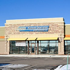 Longmont Modern Dentistry and Orthodontics store front thumb