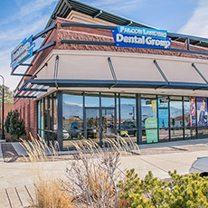 Falcon Landing Dental Group and Orthodontics store front thumb