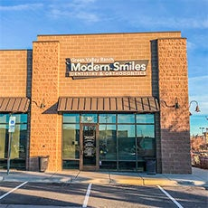 Green Valley Ranch Modern Smiles and Orthodontics store front thumb