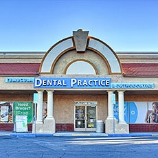 Temecula Dental Practice and Orthodontics store front thumb