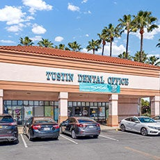 Tustin Dental Office and Orthodontics store front thumb