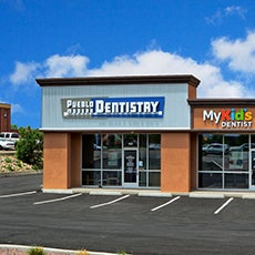 Pueblo Modern Dentistry and Orthodontics store front thumb