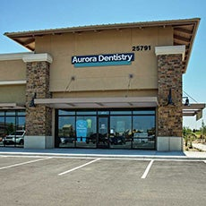 Aurora Dentistry store front thumb