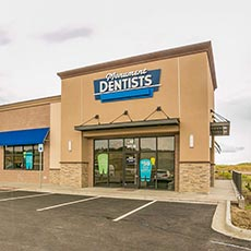 Monument Dentists store front thumb