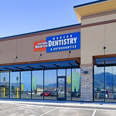 Cheyenne Mountain Modern Dentistry and Orthodontics store front thumb