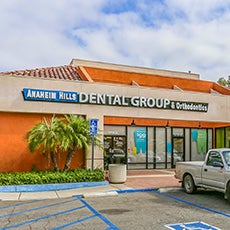 Anaheim Hills Dental Group and Orthodontics store front thumb