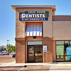 Eagle Pointe Dentists and Orthodontics store front thumb