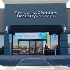 Cottonwood Smiles Dentistry store front thumb
