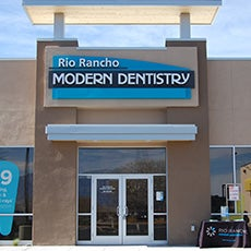 Rio Rancho Modern Dentistry and Orthodontics store front thumb