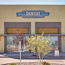Santa Fe Dentist Office store front thumb