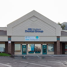 ABQ  Modern Dental Group store front thumb