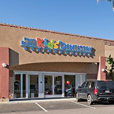 Long Beach Kids' Dentistry and Orthodontics store front thumb