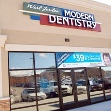 West Jordan Modern Dentistry and Orthodontics store front thumb