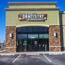 Layton Smiles Dentistry store front thumb