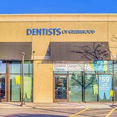 Dentists of Greenwood store front thumb